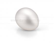 Жемчужина каплевидная белая. Артикул 10528