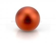 Жемчужина круглая шоколадная. Артикул 10531