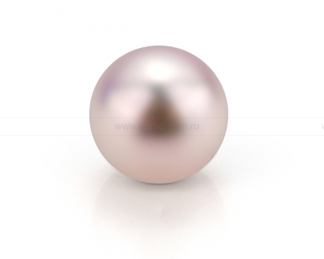 Жемчужина круглая розовая 6,5-7 мм. Класс наивысший ААА. Артикул 10544