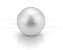 Жемчужина круглая белая. Артикул 10547