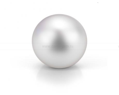 Жемчужина круглая белая 7,5-8 мм. Класс наивысший ААА. Артикул 10549
