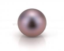 Жемчужина круглая черная. Артикул 10555