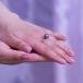 Кольцо из серебра с Таитянской морской жемчужиной. Артикул 10887