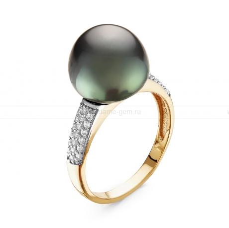 Кольцо с Таитянской морской жемчужиной. Артикул 10893