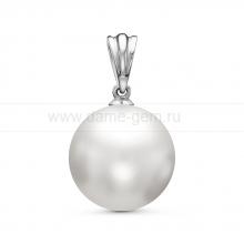 Кулон с белой Австралийской жемчужиной. Артикул 11173