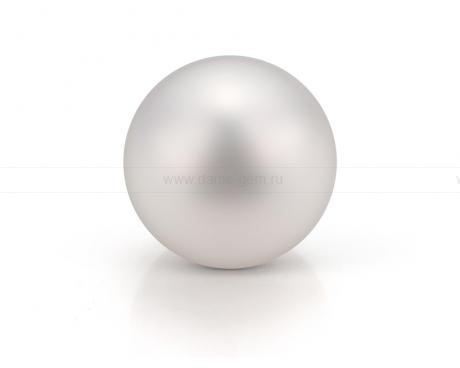 Жемчужина круглая белая 13-14 мм. Класс наивысший ААА. Артикул 11214