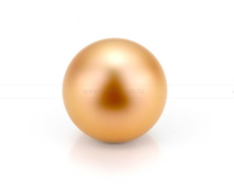 Жемчужина золотистая морская Австралийская 11,6-11,9 мм. Класс наивысший ААА. Артикул 11664