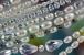 Бусы из речного жемчуга и кристаллов. Артикул 12324