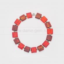 Ожерелье из муранского стекла. Артикул 12379