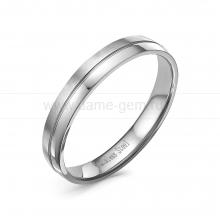 Кольцо мужское из ювелирной стали. Артикул 12516