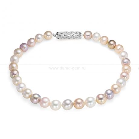 Ожерелье из 30 жемчужин из речного жемчуга