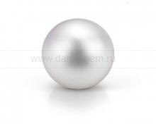 Жемчужина круглая белая 3-3,5 мм. Класс наивысший ААА. Артикул 8602