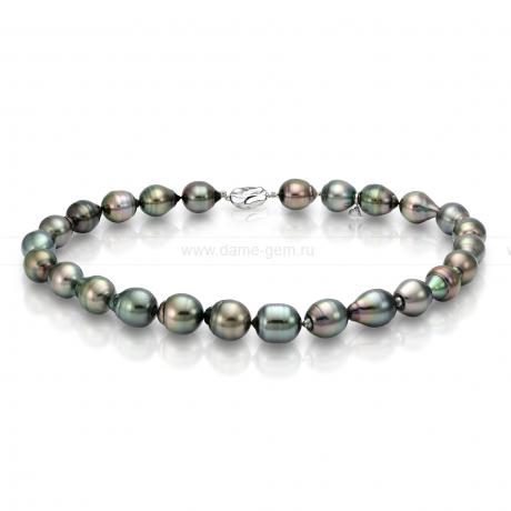 Колье (ожерелье) из Таитянского морского жемчуга. Артикул 9481