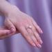 Кольцо золотое с белой жемчужиной. Артикул 9707