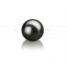 Жемчужина черная морская Акойя (Япония) 7-7,5 мм. Класс наивысший ААА. Артикул 9782