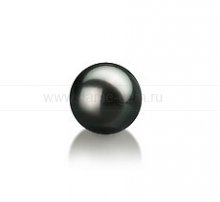 Жемчужина черная морская Акойя (Япония) 8-8,5 мм. Класс наивысший ААА. Артикул 9784