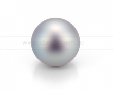 Жемчужина круглая серебристая. Артикул 9852